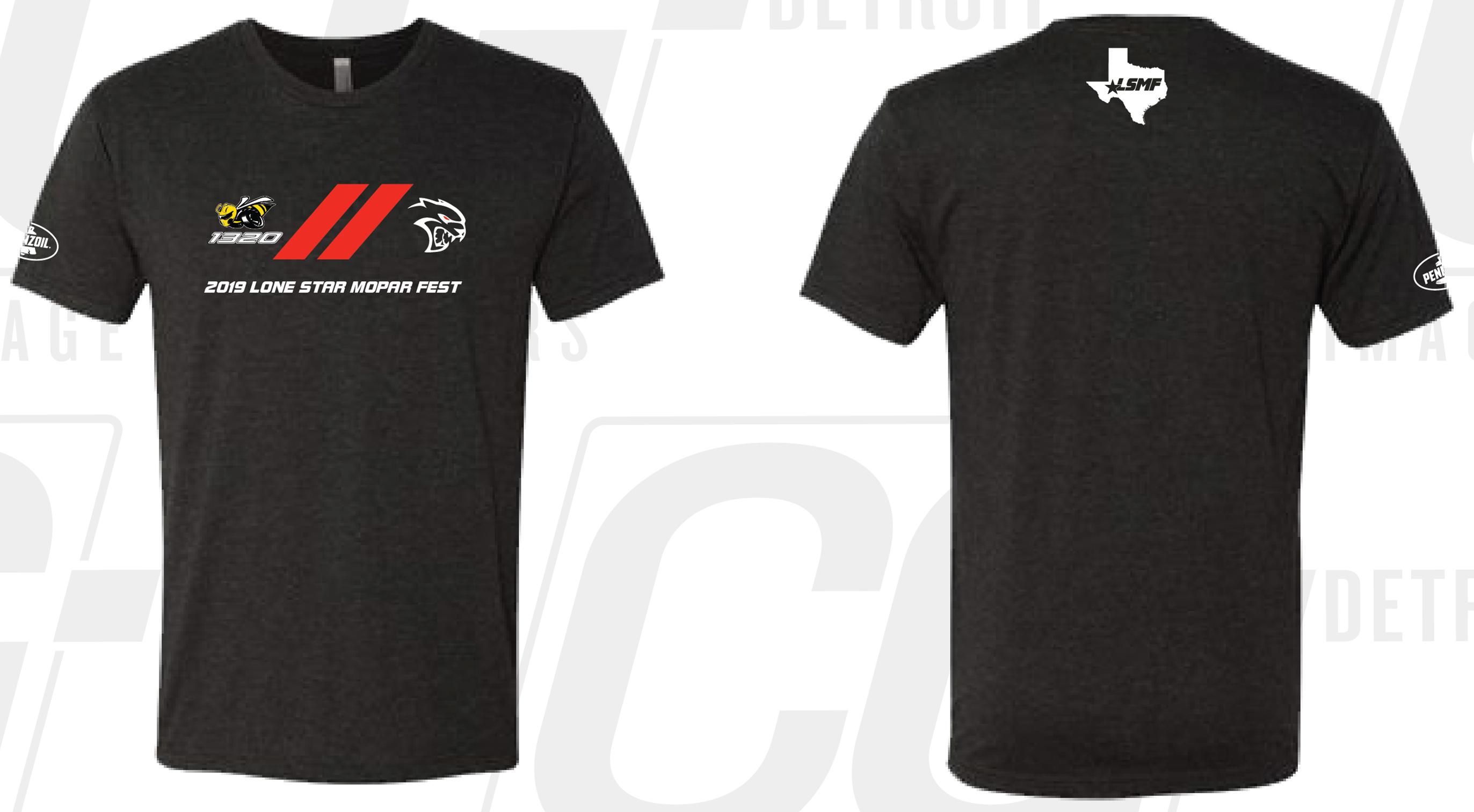 2019 Event T-Shirt